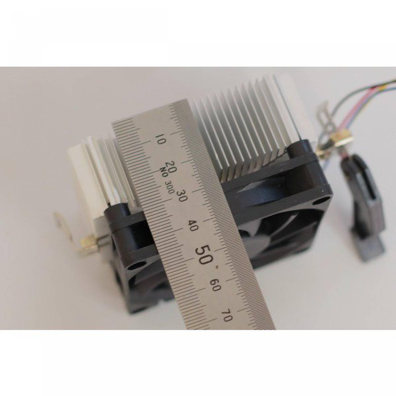 Радиатор 80*70*25 мм для матриц 25*25мм