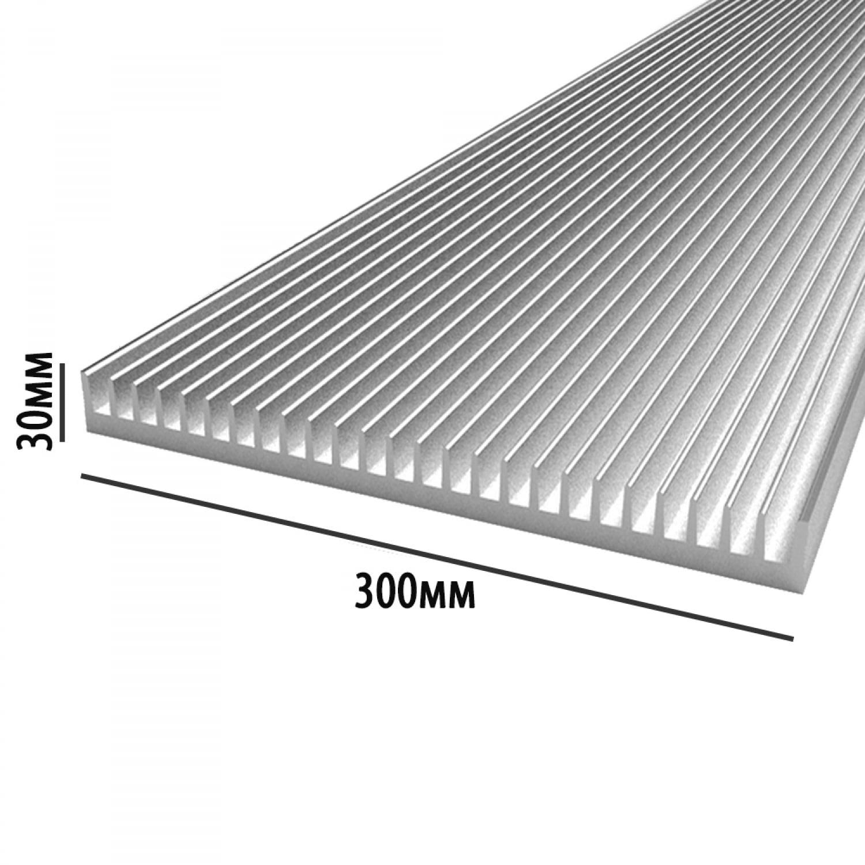 Профиль алюминиевый 300мм*25мм*8,9кг