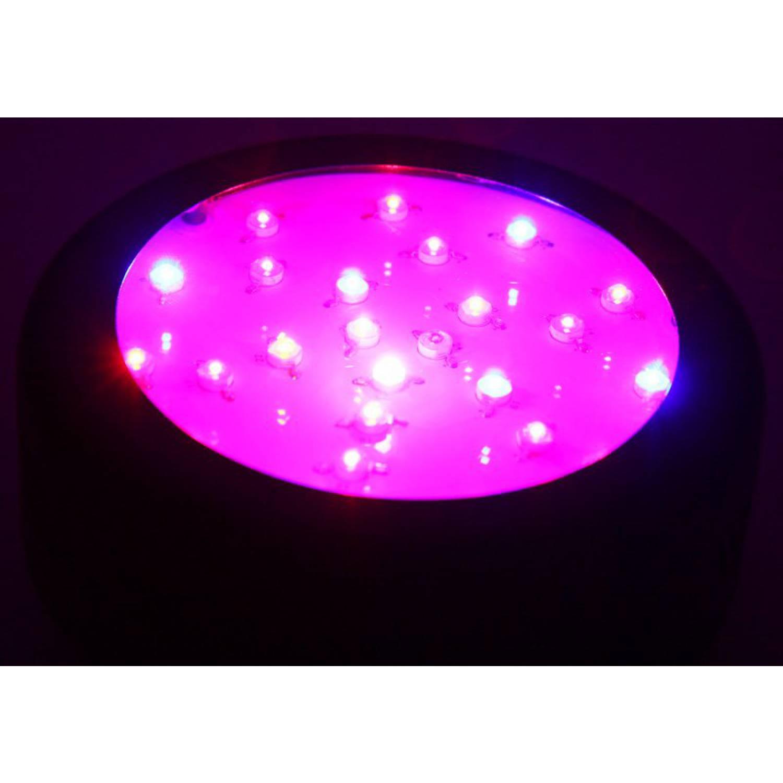Фитолампа UFO 25х3W_Bicolor