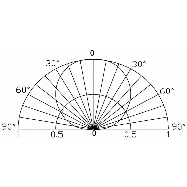 """Фито светодиод 5 Вт 445 нм. (синий) на PCB """"звезда"""""""