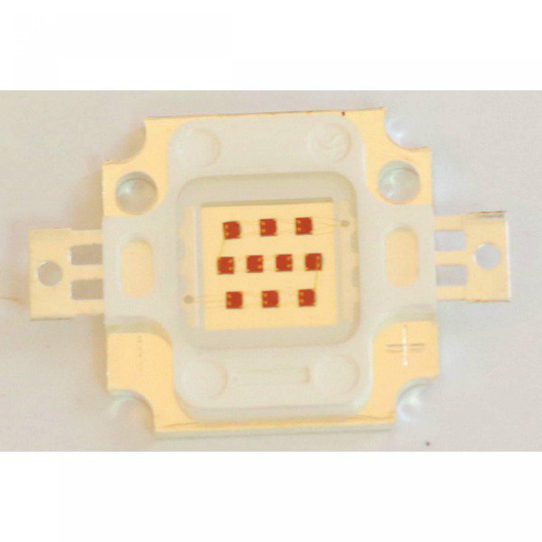 Светодиодная фито матрица 10 Watt red 45mil chip