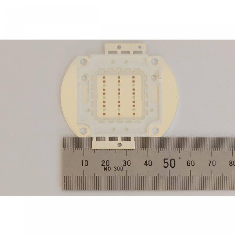 Светодиодная фито матрица 30 Watt red+blue 45mil chip