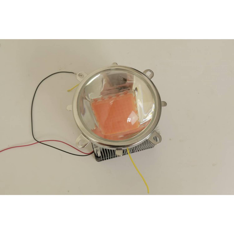 Линза с отражателем для матричных светодиодов 5