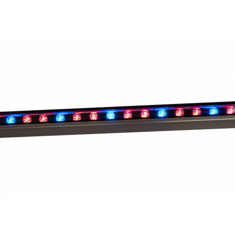 Линейная лампа 20Ватт 660nm+450nm (2:1) Биколор