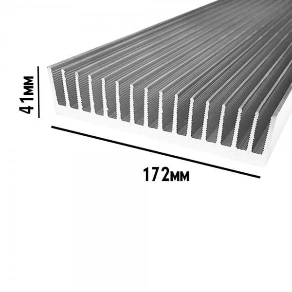 Профиль алюминиевый  172мм * 41мм * 6,5кг