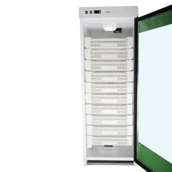 Выводной инкубатор профессиональный фермерский NBF-800В полный автомат.
