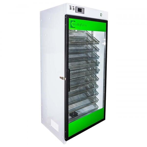Инкубатор профессиональный фермерский NBF-1500 полный автомат.