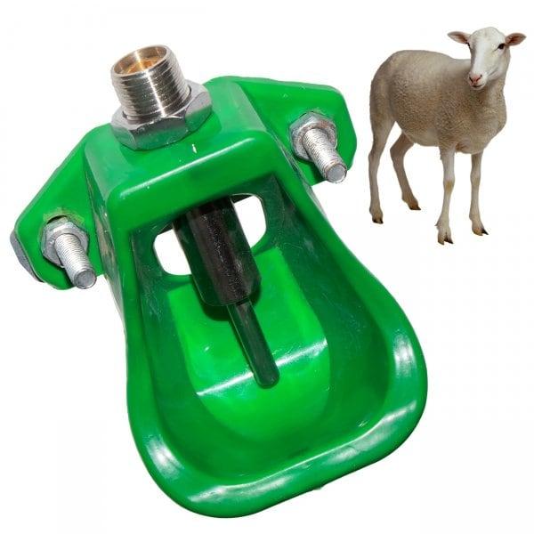 Ниппельная поилка для коз и овец НП33