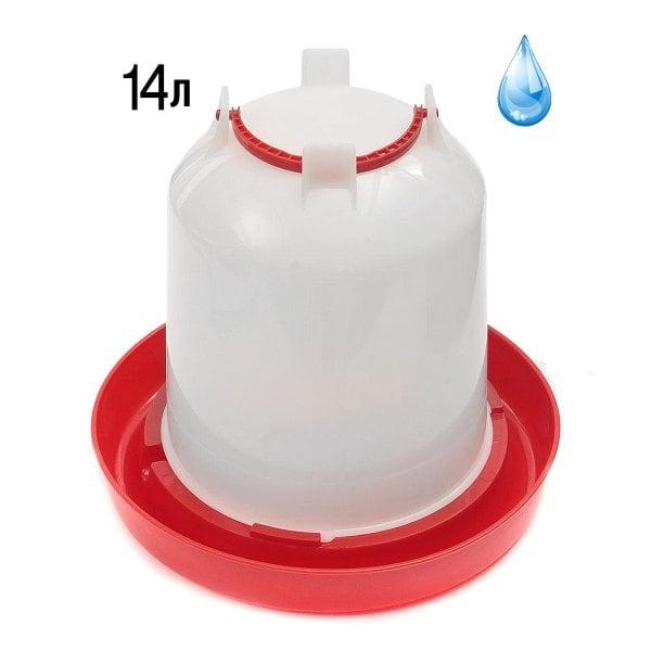 Вакуумная поилка ВП-14(14л)