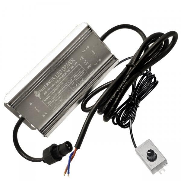 Драйвер с диммером для Quantum board  120W   1300мА (IP65)