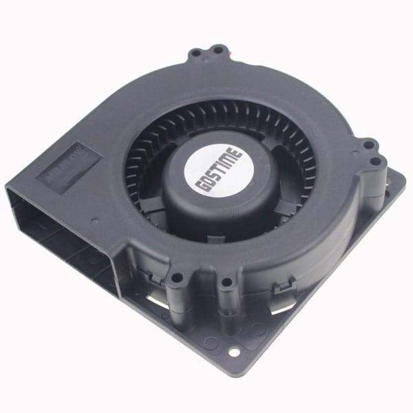 Вентилятор радиальный (центробежный) 120х120х32мм 12Вольт
