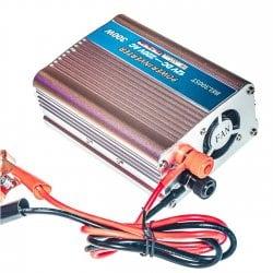 Инвертор преобразователь 300Ватт DC 12Вольт в AC 220 Вольт