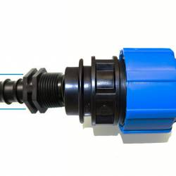 Муфта для ПНД трубы 32 мм