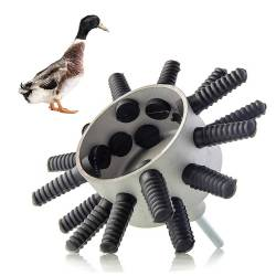 Перосъемная насадка для ощипываниядикой птицы