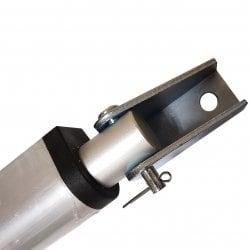 Актуатор (линейный привод) длина 150 мм, питание 12 вольт , нагрузка до 130 кг, скорость 7 мм/сек