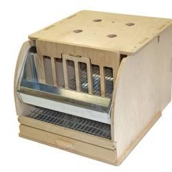 Клетка WoodBird Quail XS для 9 перепелов