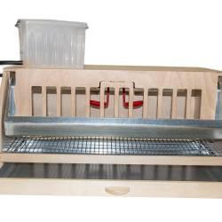 Клетка WoodBird Quail L для 18 перепелов, WBQL18