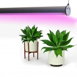 Фитолампа линейная для растений MiniFermer интерьерная 15 Ватт_40 см 9 led.Спектр на выбор