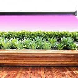 Фитолампа линейная для растений MiniFermer интерьерная 45 Ватт_140 см 24 led. Спектр на выбор.