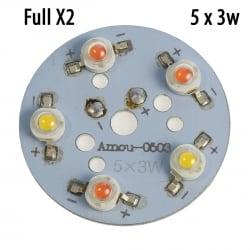 Модуль 5x3 Ватт Фулл х2 спектр