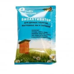 Биоактиватор для выгребных ям 70 гр
