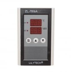 Терморегулятор LILYTECH ZL-7816A  бескорпусной (темп + влажность)