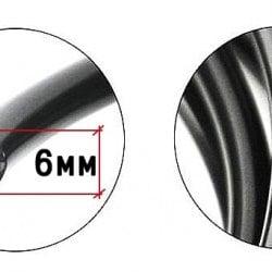 Микротрубка для капельного полива 4 мм * 6 мм