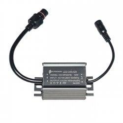 Драйвер для светодиодов 12W 600mA на разъемах