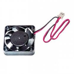 Осевой вентилятор корпусной 30х30х10мм 12Вольт