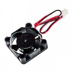 Осевой вентилятор корпусной 40х40х10мм 12Вольт
