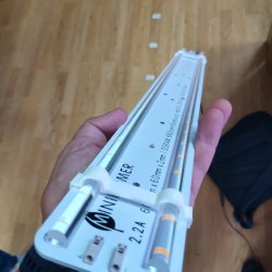 Линейная линза 140 см для smd модулей