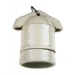 Патрон керамический подвесной
