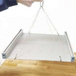 Комплект крепежных планок Х2 - 2 по 60Вт