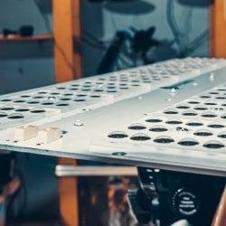 Линза для Quantum board 30 градусов