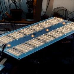 Линза для Quantum board 60 градусов