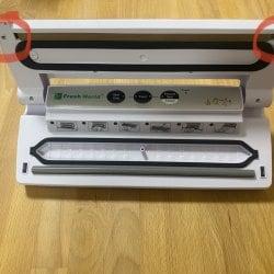 Вакуумный упаковщик для продуктов FreshWorld 2013 ( тестовый )