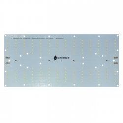 Уценка 1.6  Quantum board 180 х 390  Samsung lm301b 3000K+5000K + Samsung lh351h 660nm