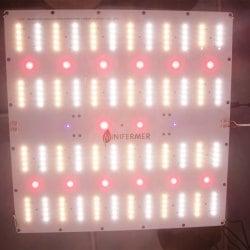 Уценка Ver.1/120.39 Quantum board 390 х 390 Samsung lm301b 3000K + 5000К + Osram SSL 660nm+UV