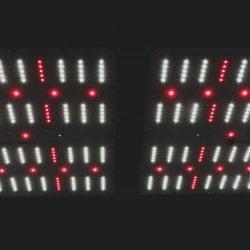 Готовый Quantum board 301b 240 Ватт (120*2) диммируемый
