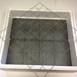 Инкубатор Идеальная наседка ИБ2НБ-4А, 63 яйца.