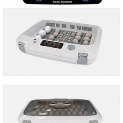 Автоматический инкубатор R-COM 50 MAX, на 50 яиц