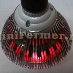 Фитолампа 36 Ватт E27 (Дальний красный)