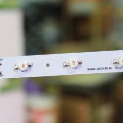 Модуль линейный 12x LED PCB Bicolor 500