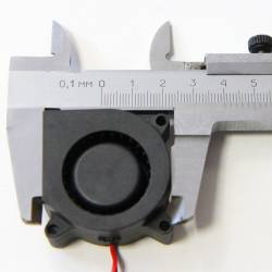 Вентилятор радиальный (центробежный) 40х40х20мм 12Вольт GDT4020